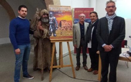 Montiel Medieval 2020 se ha presentado en el Museo Municipal de Valdepeñas