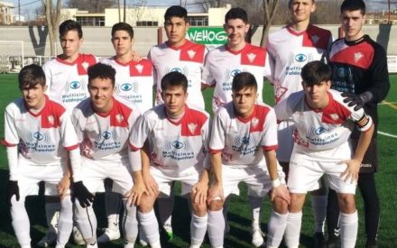 Gran victoria de fe: Sporting de Alcázar C.F.: 0 / C.D. Valdepeñas: 1