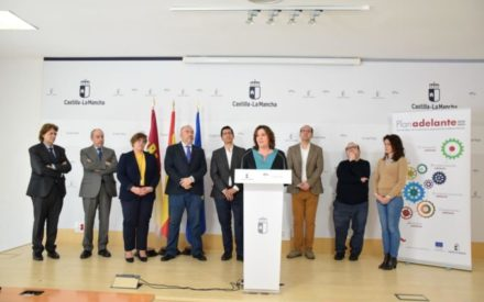 Presentado en Ciudad Real el Plan Adelante