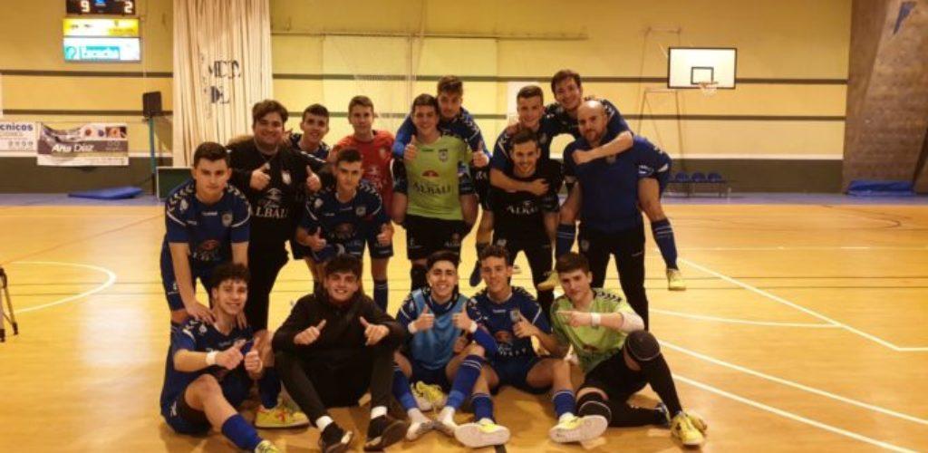 Viña Albali Valdepeñas – Zona Centro Socuéllamos: 9-2  Tercera goleada consecutiva del Viña Albali Valdepeñas Juvenil ante Socuéllamos