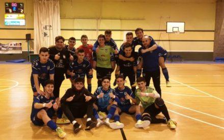 Viña Albali Valdepeñas – Zona Centro Socuéllamos: 9-2| Tercera goleada consecutiva del Viña Albali Valdepeñas Juvenil ante Socuéllamos