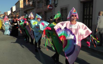 La AVV Barrio de Fátima celebra su concurso de Carnaval
