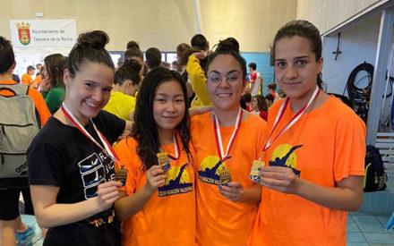 El C.N. Valdepeñas regresa satisfecho de su participación en el Campeonato regional absoluto y grupos de edad