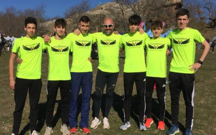 Magnífico séptimo puesto del Valdepeñas Athletics Club en el Campeonato de España de Coss por clubes