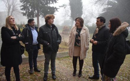 La consejera de Economía, Empresas y Empleo visita Almagro y destaca el crecimiento de su potencial ante la llegada de los nuevos trenes turísticos