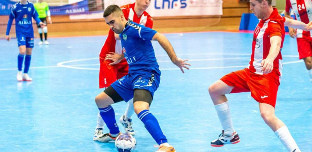 4-5| Nueva victoria del Viña Albali Valdepeñas que les proclama campeones del grupo (3ªDiv)