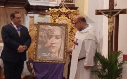 Presentado el cartel anunciador de Nuestro Padre Jesús Nazareno Rescatado y Nuestra Señora del Mayor Dolor en su Soledad de Valdepeñas