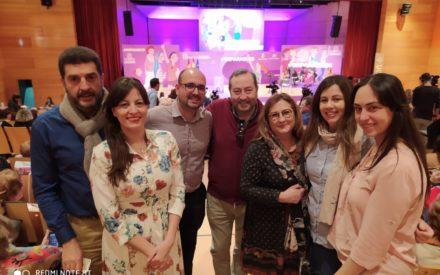 El PSOE de Valdepeñas presente en el acto regional del Día de las Mujeres