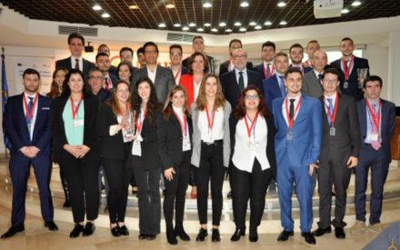La consejera de Economía, Empresas y Empleo ha clausurado el Global Management Challenge