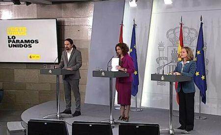El Gobierno completa la protección y el apoyo a empresas y autónomos con más de 50 nuevas medidas