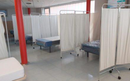 El Hospital Mancha Centro sigue habilitando camas y ya dispone de 549 para hacer frente al coronavirus