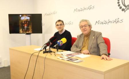 El Ayuntamiento de Manzanares presenta la programación de primavera