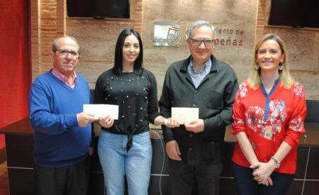 El Carnaval de Valdepeñas recaudó 2.154 euros para la Asociación Hugo-AME