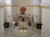 Jesús Martín asiste este viernes a la inauguración de la rehabilitación del templo del Santo Cristo