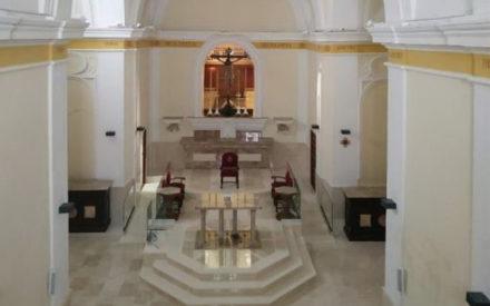 Presentada vía streaming la antigua iglesia del Santísimo Cristo de la Misericordia