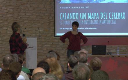 «Creando un mapa del cerebro. Conectoma-inteligencia Artificial» conferencia de Quixote Innovation en Valdepeñas