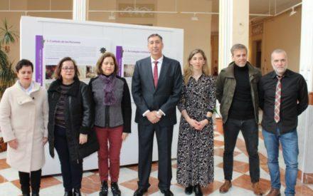"""Inauguración de la exposición itinerante """"Mujer, el lado invisible de la historia"""" en Ciudad Real"""