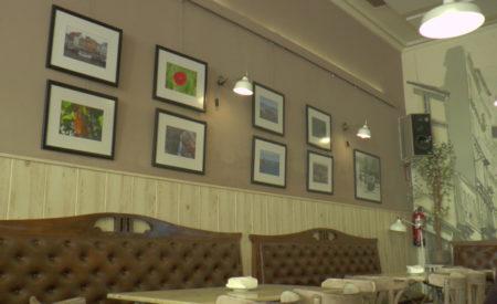 El Café Local acoge una exposición de Manuel Hidalgo