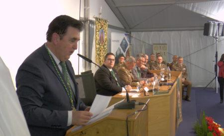 La Cofradía de Jesús Caído celebró la presentación del cartel de su salida penitencial en las instalaciones de Tecnobit