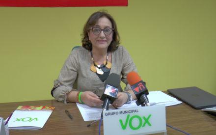 Balance del Grupo Municipal VOX sobre el pasado Pleno