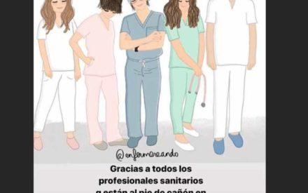 Valdepeñas agradece a los profesionales sanitarios y resto de profesiones necesarias en estos momentos de crisis su labor