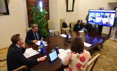 El Gobierno regional prepara una batería de medidas para la reactivación del turismo tras el COVID-19