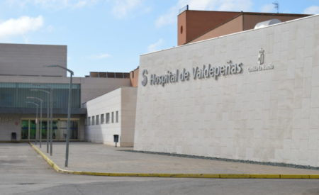 Permanecen 5 pacientes ingresados por COVID-19 en el Hospital General de Valdepeñas