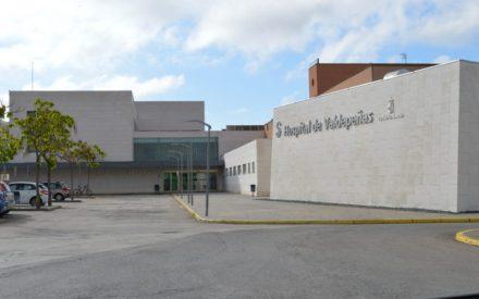 El Hospital General de Valdepeñas registra 4 pacientes por COVID-19