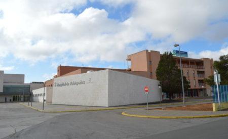2 pacientes ingresados por Covid-19 en el Hospital General de Valdepeñas