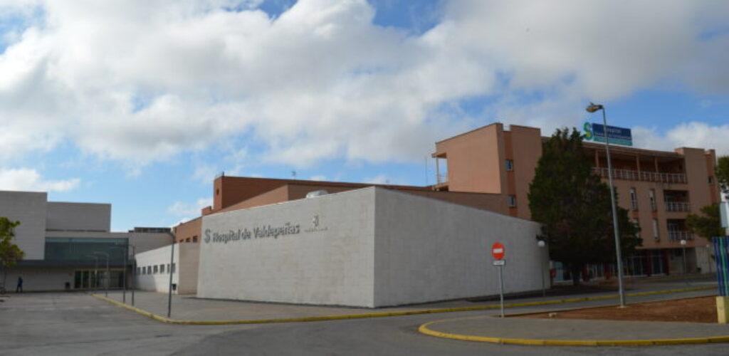 Ascienden a 5 los pacientes ingresados por COVID-19 en el Hospital General de Valdepeñas