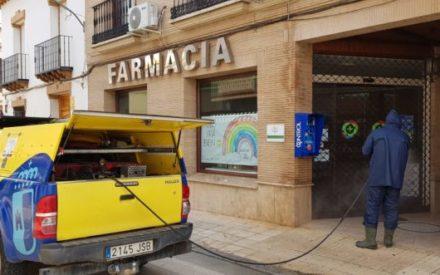 El Dispositivo de GEACAM realiza 31 intervenciones en localidades y residencias de la provincia Ciudad Real