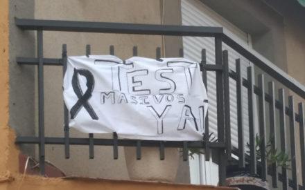 El Grupo Popular inicia la campaña 'Test ya'