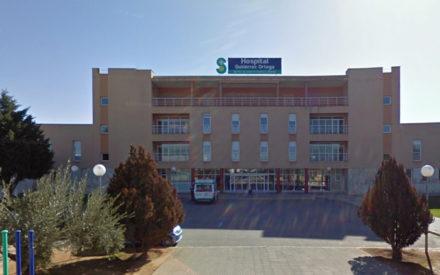 El Hospital de Valdepeñas registra 3 hospitalizados por coronavirus