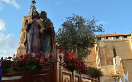 ValdeRec emitirá los Santos Oficios y la reposición de las estaciones de penitencia de Jesús Orando en el Huerto y Misericordia y Palma