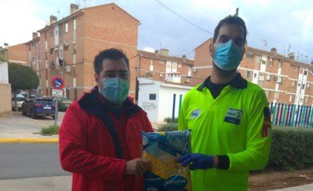 El C.D. Quijote Futsal comienza a repartir material sanitario por la provincia gracias a su campaña de recaudación de fondos