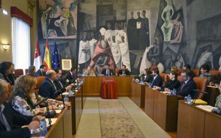 Caballero presidirá mañana el primer pleno telemático de la historia de la Diputación de Ciudad Real