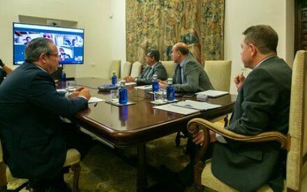 El Gobierno regional consensuará un reglamento excepcional para los festejos taurinos con el sector