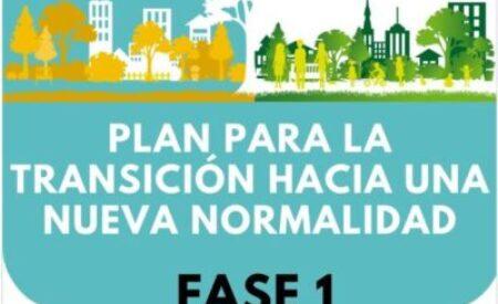 Guía para la aplicación de la Fase 1 del Plan para la transición hacia una nueva normalidad