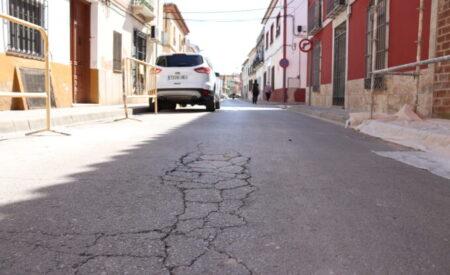 Las calles Misericordia y Lope de Vega de Manzanares serán renovadas