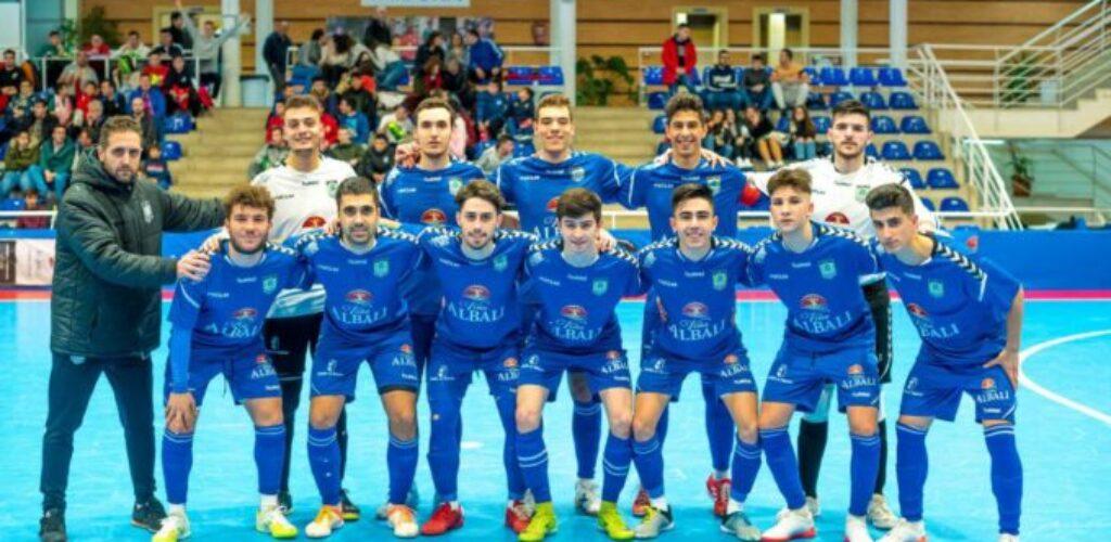 El Viña Albali Valdepeñas de 3ª División disputará los Play Off de Ascenso a 2ªb