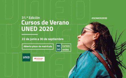 La UNED ha presentado su 31.ª edición de los Cursos de Verano, que se celebrará del 22 de junio al 30 de septiembre