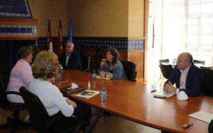 El Gobierno de CLM expresa a las organizaciones agrarias su firme alianza con el sector agropecuario de Ciudad Real