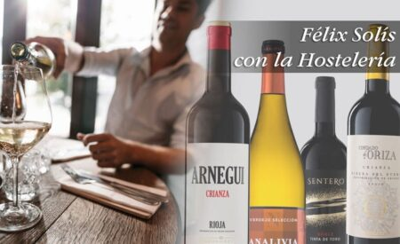 Félix Solís Avantis lanza un plan de apoyo a los hosteleros y a su distribución para reactivar sus negocios