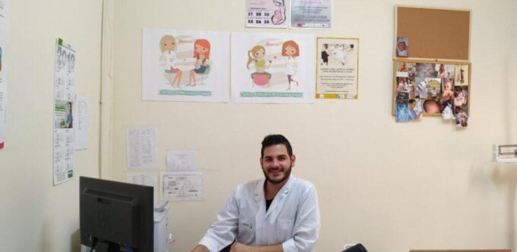 Las matronas de la Gerencia de Atención Integrada de Valdepeñas comienzan a dar clases de preparación al parto de forma virtual