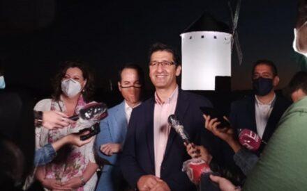 Caballero dice que la provincia y la región son opciones a tener en cuenta para disfrutar del tiempo de ocio de manera segura