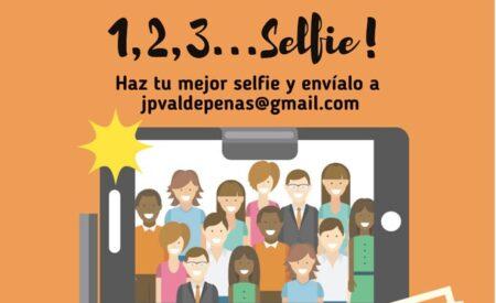 1, 2, 3…Selfie!