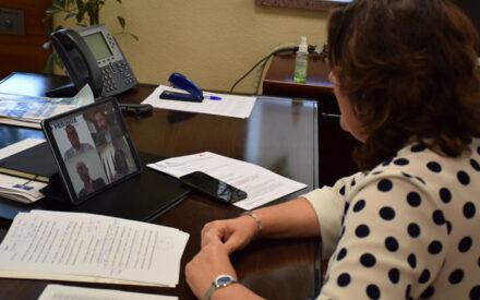 Patricia Franco ha participado en una charla digital organizada por Itecam
