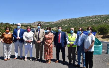 El Gobierno regional inicia las obras de remodelación de la Variante Este de Puertolllano