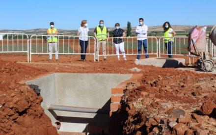 El Gobierno de CLM acomete obras de emergencia para garantizar el abastecimiento de agua a la localidad de Almagro