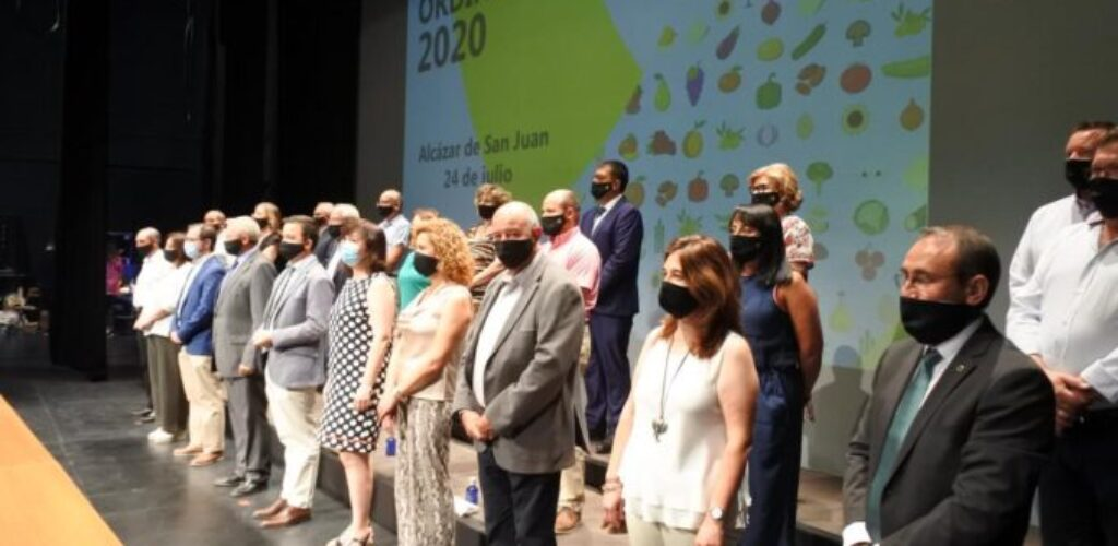 Asamblea General de Cooperativas Agro-Alimentarias de Castilla-La Mancha en Alcázar de San Juan